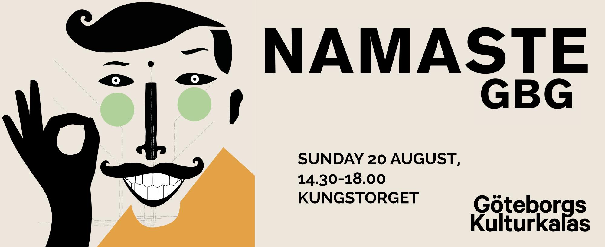 Namaste Gbg 2017
